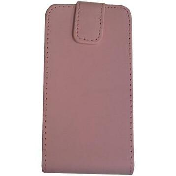 Flip case Galaxy S4 Zoom roze