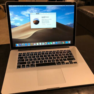 "2013 MacBook Pro 15"" Retina 256GB i7 PACKAGE"