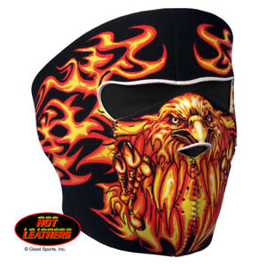 motorcycle neoprene face masks