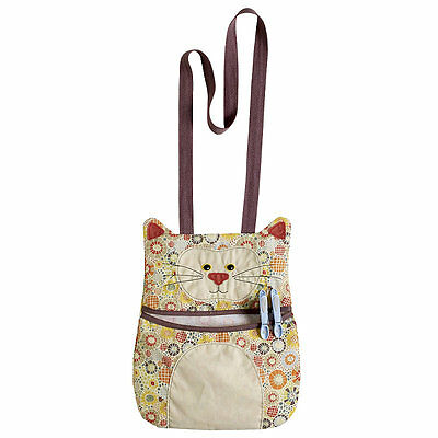 Lakeland Kitty Cat Clothes Washing Pegs Pouch Peg Bag & Carry Strap