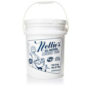 Nellie's All-Natural Laundry Soda Bucket - 1100 Loads 16.5Kg