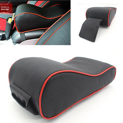 Memory Foam Car Center Seat Armrest Cushion Pillow Support Pad Interior Trim New ()