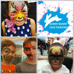 Affordable Face painting and Balloons twisting for parties