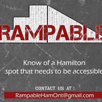Help wanted for Ramps!