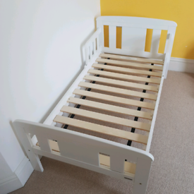 John Lewis Boris Toddler Bed with Instructions