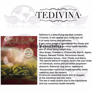 Detox Tea and other health products