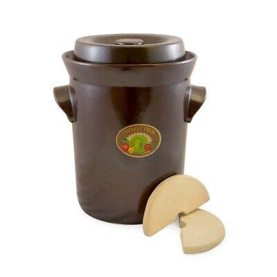 The Sausage Maker Harvest Fermenting Crock Pot - 15 Liter