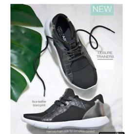 Brand new Avon ZARIA leisure trainers.