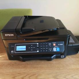 Epson EcoTank ET-4500 A4 Print / Scan / Copy / Sublimation Printer