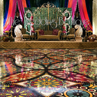 SOUTH ASIAN WEDDING DECOR BACKDROP SPECIALS