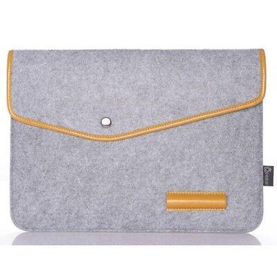 Felt Sleeve Laptop Case Cover Bag For Pad Tablet Storage Bag