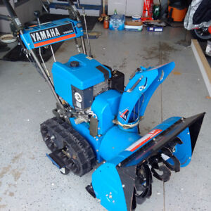 Snowblower and ramps