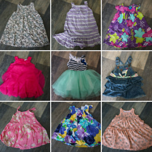6-12 mos girls clothes