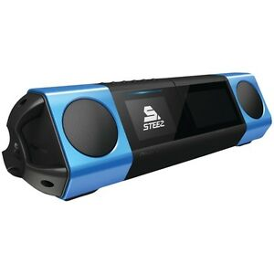 Pioneer Solo Steez Portable Music System (Blue/Black)  $60