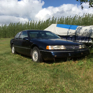 1993 Mercury Cougar XR7 Coupe (2 door)
