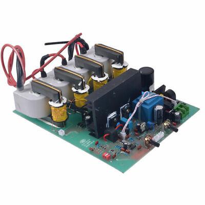 High Voltage Electrostatic Precipitator Power Supply With 600w 60kv A