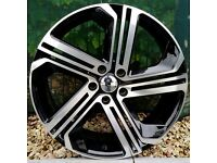 "19"" R400 Style for VW Audi Seat ETC"