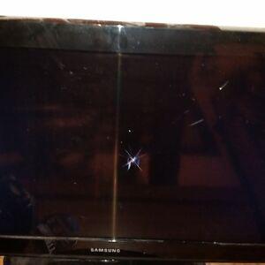 Samsung 32 inch flat not working
