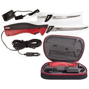 NEW,,,Berkley Deluxe Electric Fillet Knife Kit,,,,,,