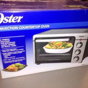 Beautiful New Convention Countertop Oven Sealed larger capacity