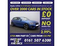 BMW 116 1.5TD ( bhp ) ( s/s ) Sports Hatch Auto 2016MY d M Sport