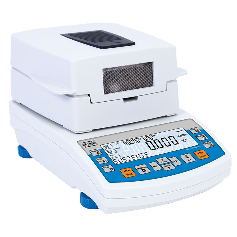 Radwag PM 50/1.R Precision Moisture Analyzer - 50g x 0.001% -New LCD Display