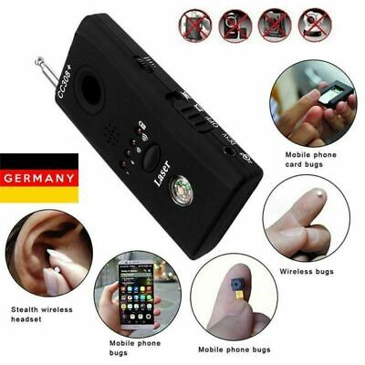 Anti-Spy Detector Versteckt Kamera GSM Handy Finder GPS Signal RF Tracker CC308 Detector Finder