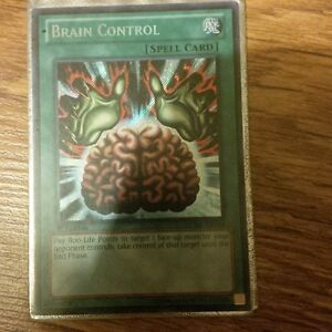 yu-gi-oh Brain Control LCYW-EN074 Kitchener / Waterloo Kitchener Area image 1