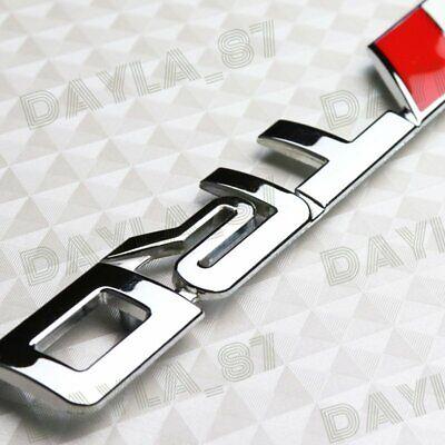 3D Car Front Hood Emblem Badge Decal JDM TRD Racing for TOYOTA FRS SUPRA MR2