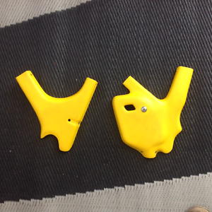 DRZ400 Frame Guards
