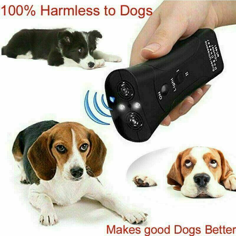 Dogs Train Ultrasonic BarxBuddy [Pet Supplies] Dog Training Remote Control USA
