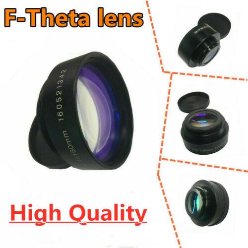 SINO-GALVO Fiber Laser Machine Scanning Lens 175*175 Area F Theta Lens