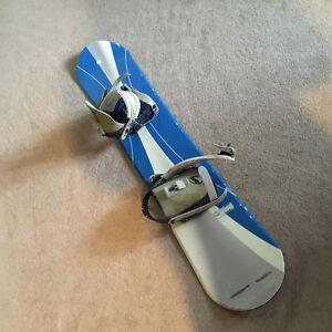 jr Firefly snowboard