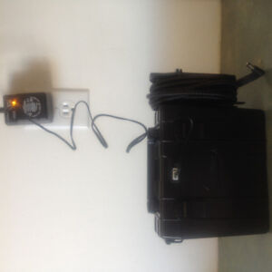 Trail Cam rechargeable batteries and wall charger