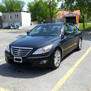 2009 Hyundai Genesis w/Premium Pkg Sedan