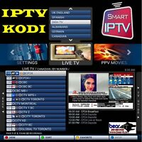 IPTV Channels from all around the globe $15/month
