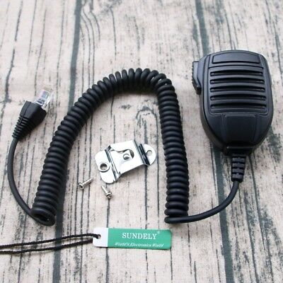 Used, Hand held Shoulder Mic Yaesu/Vertex Radio FT-450 FT-900 FT-817ND FT-857D FT-897D for sale  Shipping to Canada