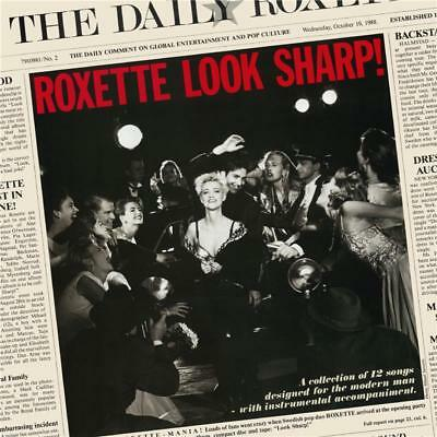 Roxette Look Sharp 30th Anniversary Expanded Edition 2 CD Digipak NEW