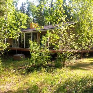 Emma Lake year round cabin/home for sale
