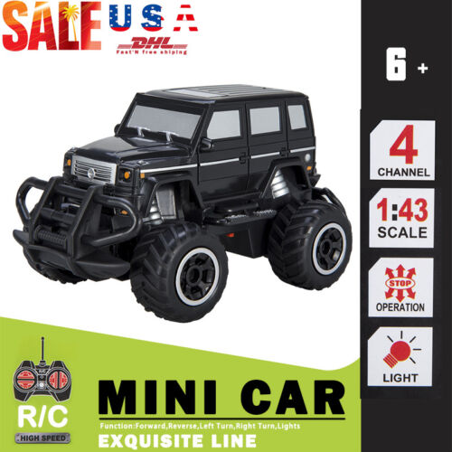 Toys For Boys Mini Remote Control Jeep Car 2 3 4 5 6 7 8 9ye