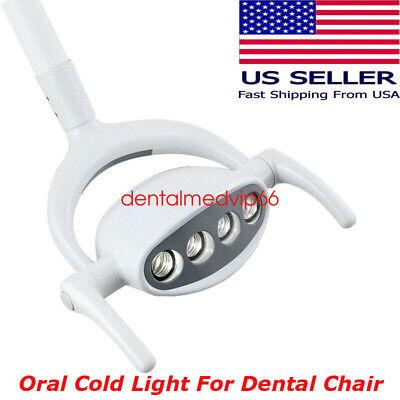 Brand New Ce Fda Dental Surgical Led Lamp Oral Cold Light For Dental Chair Usa