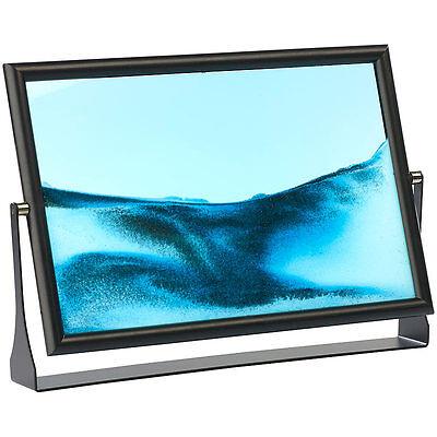 "infactory Sandbild ""Blue Ocean"" 30,5 x 20cm"