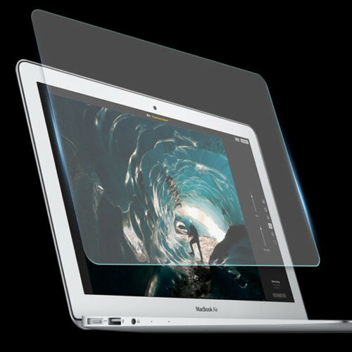 """как выглядит 2x 9H HD Tempered Glass Guard Screen Protector Cover for MacBook AIR PRO 13"""" 15"""" фото"""
