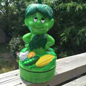 Vintage 80s Jolly Green Giant Collectable Sprout Flashlight Work