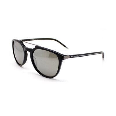 Harley Davidson Herren Sonnenbrille HD2017 01C Schwarz / Grau verspiegelt NEU