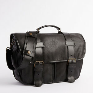 Roots Global Messenger/Briefcase/Bag