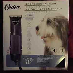 Oster Turbo A5 Clipper Kit - 78005-100-200