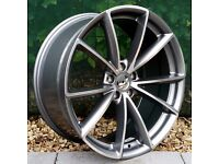 """19"""" RS4-C Style for Audi A4, A5 and A6"""