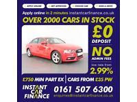 Audi A4 Tdi Technik Saloon 2.0 Manual Diesel GOOD/BAD CREDIT CAR FINANCE