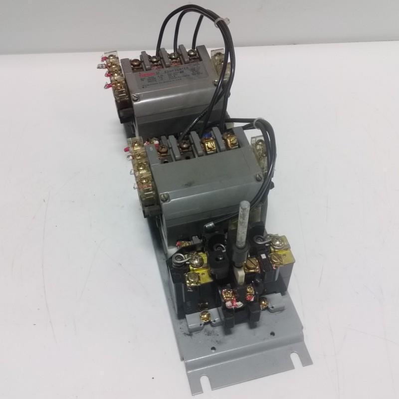 FURNAS 600VAC 27A SIZE 1 CONTACTOR 22DP32A*E6 SER. B